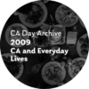 CA Day archive 2009